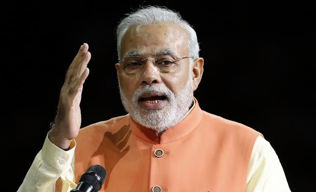 PM Mr. Narendra Modi